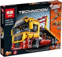 Конструктор Lepin Flatbed Truck 20021