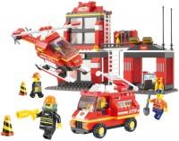 Фото - Конструктор Sluban Fire Dispatching Station M38-B0225