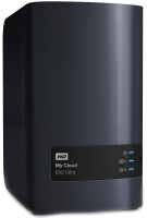 NAS сервер WD My Cloud EX2 Ultra 8TB