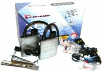 Фото - Ксеноновые лампы Guarand D1S Standart 35W Mono 4300K Xenon Kit