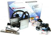 Ксеноновые лампы Guarand H4 Standart 35W 4300K Bi-Xenon Kit