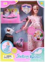 Кукла DEFA Feeling Mother 8009