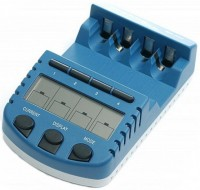 Зарядка аккумуляторных батареек Technoline BC 1000