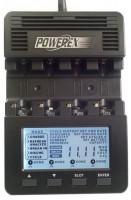 Зарядка аккумуляторных батареек Powerex MH-C9000