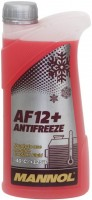 Охлаждающая жидкость Mannol Longlife Antifreeze AF12 Plus Ready To Use 1L