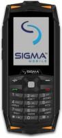 Фото - Мобильный телефон Sigma X-treme DR68