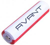 Фото - Аккумуляторная батарейка Avant 1x18650 3000 mAh