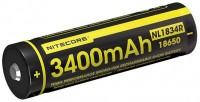 Аккумуляторная батарейка Nitecore NL1834R 3400 mAh