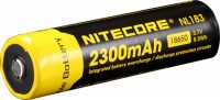 Аккумуляторная батарейка Nitecore NL1823 2300 mAh
