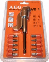 Фото - Набор инструментов AEG WB1