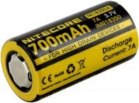 Аккумуляторная батарейка Nitecore NL18350A 700 mAh