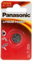 Аккумуляторная батарейка Panasonic 1xCR-1616EL
