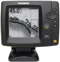 Эхолот (картплоттер) Humminbird Fishfinder 570