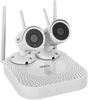 Комплект видеонаблюдения Ginzzu HK-423W