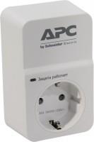 Фото - Сетевой фильтр / удлинитель APC PM1W-RS