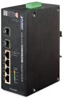Коммутатор PLANET IGS-624HPT