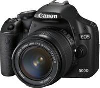 Фото - Фотоаппарат Canon EOS 500D body