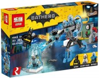 Конструктор Lepin Mr. Freeze Ice Attack 07049