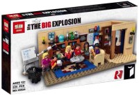 Конструктор Lepin The Big Bang Theory 16024