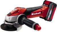 Шлифовальная машина Einhell Expert Plus TE-AG 18 Li Kit 4431113
