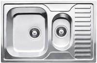 Кухонная мойка Fabiano Steel 78x50x1.5