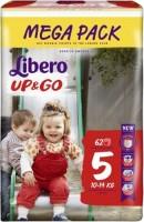 Фото - Подгузники Libero Up and Go 5 / 62 pcs