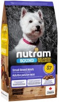 Фото - Корм для собак Nutram S7 Sound Balanced Wellness Small Breed Adult 20 kg