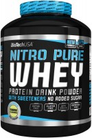 Протеин BioTech Nitro Pure Whey 0.908 kg