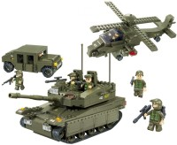 Конструктор Sluban Elite Division M38-B0309