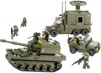 Фото - Конструктор Sluban Elite Armored Division M38-B0308