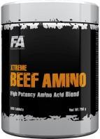 Аминокислоты Fitness Authority Xtreme Beef Amino 600 tab