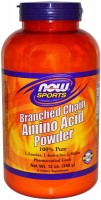 Фото - Аминокислоты Now Branched Chain Amino Acid Powder 340 g