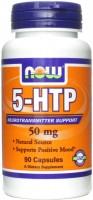 Аминокислоты Now 5-HTP 50 mg 90 cap