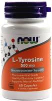 Аминокислоты Now L-Tyrosine 500 mg 60 cap