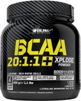 Фото - Аминокислоты Olimp BCAA 20-1-1 Xplode 500 g