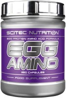 Фото - Аминокислоты Scitec Nutrition Egg Amino 250 cap