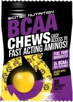 Аминокислоты Scitec Nutrition BCAA Chews 30 tab