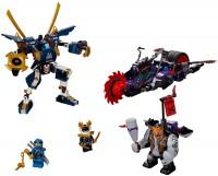 Фото - Конструктор Lego Killow vs. Samurai X 70642