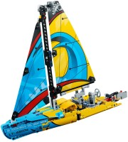 Фото - Конструктор Lego Racing Yacht 42074