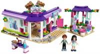 Фото - Конструктор Lego Emmas Art Cafe 41336