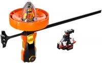 Фото - Конструктор Lego Cole - Spinjitzu Master 70637