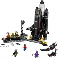 Фото - Конструктор Lego The Bat-Space Shuttle 70923