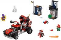 Фото - Конструктор Lego Harley Quinn Cannonball Attack 70921
