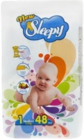 Фото - Подгузники Sleepy Diapers 1 / 48 pcs