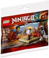 Фото - Конструктор Lego CRU Masters Training Grounds 30425