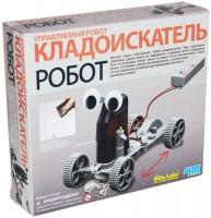 Конструктор 4M Metal Detector Robot 00-03297