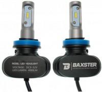 Автолампа Baxster S1-Series H8 6000K 4000Lm 2pcs