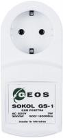 Умная розетка Geos SOKOL-GS1A