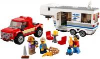 Фото - Конструктор Lego Pickup and Caravan 60182