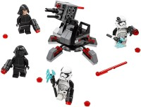 Фото - Конструктор Lego First Order Specialists Battle Pack 75197